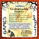 Halloween Games & Puzzles - Fun Middle & Secondary CCSS En