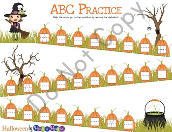 Halloween Games and Activities for Preschool & Kindergarten