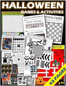 Halloween Games and Activities
