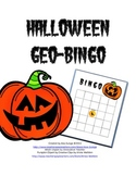 Halloween Geo-Bingo for Geometry