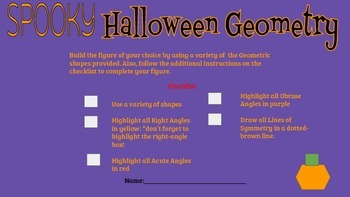 Halloween Geometry