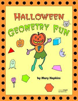 Halloween Geometry Fun