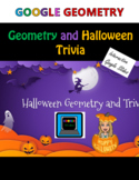 Halloween Geometry Google Slides Interactive Activity and