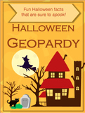 Halloween Geopardy (a Jeopardy style game)