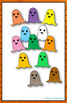 Halloween: Ghost Clip Arts Commercial Use {TeKa Kinderland}