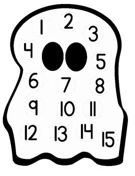 Halloween Ghost Count