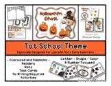 Halloween Ghost Theme - Grow With Me Little Bear Tot Schoo