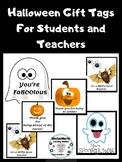 Halloween Gift Labels