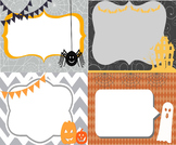 Halloween Gift Tag or Notecard