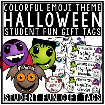 Halloween Gift Tags • Boo'ed Gift Tags