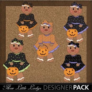 Halloween Gingers