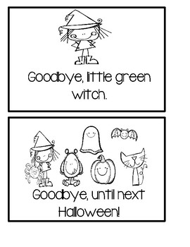 Halloween - Goodbye, Little Black Cat