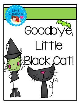 Halloween ~ Go Away, Big Black Cat