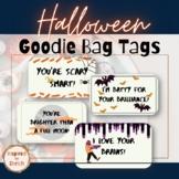 Halloween Goodie Bag Tags