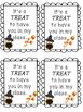 Halloween Goody Bag Notes