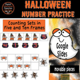 Halloween Google Slides - Numbers 0 to 10
