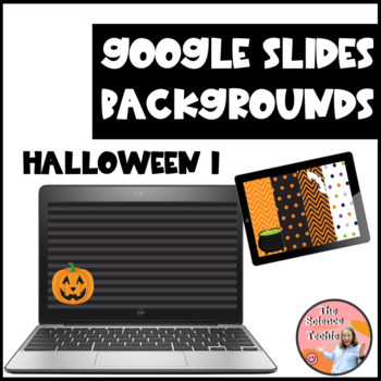 Halloween Google Slides Template and Backgrounds