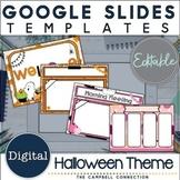 Halloween Google Slides Templates