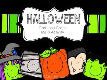 Halloween Grab and Graph