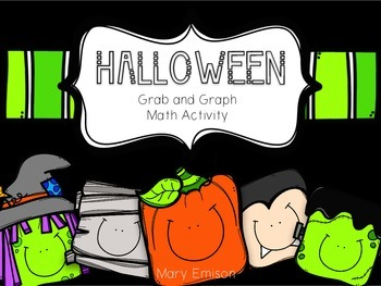 Halloween Grab and Graph