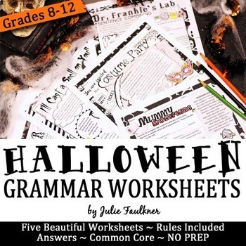 high school grammar worksheets - The Best and Most Comprehensive ...
