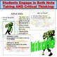Halloween Grammar with Zombies: Active and Passive Voice