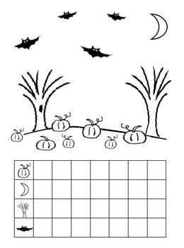 Halloween Graph Handout