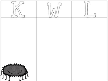Halloween Graphic Organizers and Writing Papers