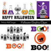 Halloween Graphics Clipart