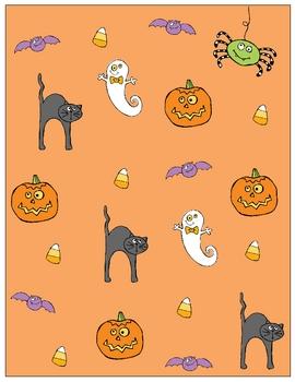 Halloween Graphing Center