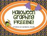 Halloween Graphing FREEBIE!