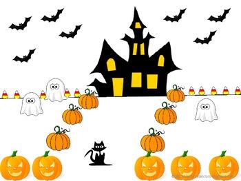 Halloween Graphing Freebie Activity