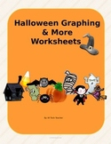 Halloween Graphing & More Worksheets