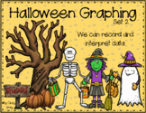 Halloween Graphing ~ Record and Interpret Data ~ Set 2