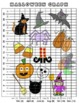 Halloween Graphing Task Cards
