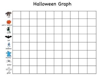 Halloween Graphing in Kid Pix