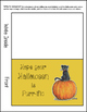Halloween Greeting Cards, An ELA Writing Activity