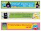 Halloween Growth Mindset Bookmarks, Shelf Markers or Desk Name Plates - EDITABLE