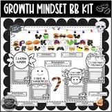 Halloween Growth Mindset Bulletin Board Kit