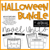 Halloween Novel Unit BUNDLE
