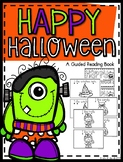 Halloween Guided Reading Book