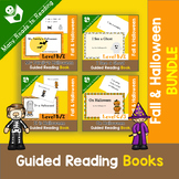 Halloween Guided Reading Books BUNDLE PreK-1