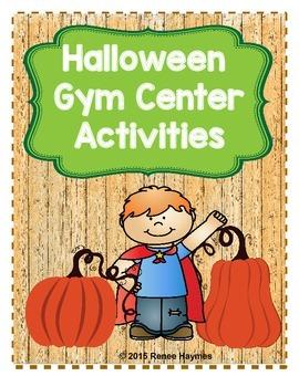 Halloween Gym Center Activities