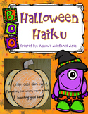 Halloween Haiku: A Poetry Writing Activity
