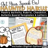 Halloween Haiku Bulletin Board