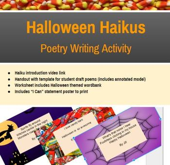 Halloween Haikus - Poetry