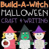 Halloween Craft - Halloween Writing - Halloween Activities - Witch Craft - Fall