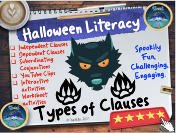 Halloween: Halloween Literacy