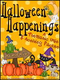 Halloween Happenings ~ A Thematic Activity Packet For October & Halloween