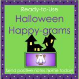 Halloween Happy Grams!